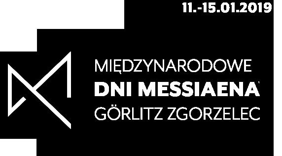 Międzynarodowe Dni Messiaena 2019