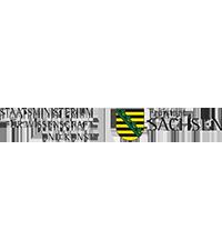 SMWK Sachsen logo